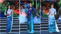 Chiêm ngưỡng bộ sưu tập 'Hải Vân' đưa Lương Thùy Linh lên ngôi vị Hoa hậu