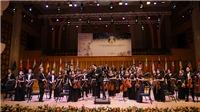 Khai mạc cuộc thi Âm nhạc Quốc tế Violon và Hòa tấu Thính phòng Việt Nam 2019