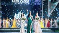 NTK váy dạ hội của Tân Hoa hậu Thế giới Việt Nam 2019: 'Lương Thuỳ Linh rất ngoan và lễ phép'