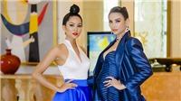 Dàn người đẹp Hoa hậu Hoàn vũ Việt Nam 2017 hội ngộ tại Hà Nội