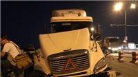 Vụ tai nạn giao thông trên cầu Thanh Trì: Đã xác định danh tính tài xế gây tai nạn