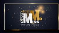 Chương trình 'Mr and Miss - Gương mặt Sinh viên 2019' lần đầu tiên được tổ chức