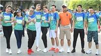 Dàn sao Việt chạy marathon gây quỹ ủng hộ trẻ em