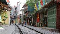 Hà Nội giám sát không để khu vực phố cà phê đường tàu tái hoạt động