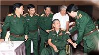 Quân ủy Trung ương gặp mặt đại biểu cao cấp quân đội nghỉ hưu khu vực phía Nam