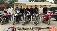 Triệt xóa ổ nhóm gây ra hàng loạt vụ cướp giật, trộm cắp tài sản ở Thanh Hóa