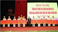 Bộ trưởng Công an: Không để tồn tại các băng, ổ nhóm tội phạm ở Hà Nội