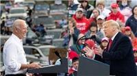 Bầu cử Mỹ 2020: Giới chuyên gia cảnh báo 'ảo ảnh xanh dương' và 'ảo ảnh đỏ' ban đầu