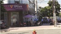 Bắt đối tượng tẩm xăng lên người đi cướp ngân hàng tại TP HCM