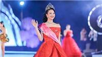 Nhìn lại khoảnh khắc đăng quang của Người đẹp Hạ Long 2020 Trần Thị Mai