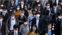 Nhật Bản lần đầu tiên ghi nhận số ca nhiễm mới Covid-19 trên 3.000 ca/ngày