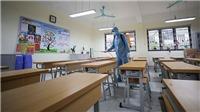 Hà Nội: Các trường học sẵn sàng đón học sinh trở lại trường