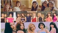 BXH thương hiệu nhóm nữ tháng 10: Blackpink, Twice bị đàn em 'vượt mặt'