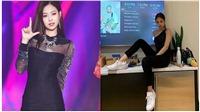 Jennie Blackpink thể hiện đẳng cấp thời trang với những lần diện đồ đen 'toàn tập'