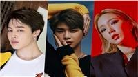 BXH thương hiệu cá nhân tháng 10: Jimin BTS giữ vững ngôi quán quân