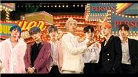 BTS đang dẫn đầu top 10 bình chọn của Melon Music Award