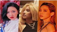 BXH Nữ thần tượng tháng 11: Twice và Blackpink 'lặn sâu' dù nổi đình đám