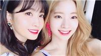 Momo và Dahyun Twice phải dừng lên sóng trực tiếp vì bị kẻ lạ bám đuôi