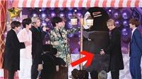 Jimin BTS không thể cưỡng lại nhân vật này ngay trên sân khấu