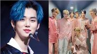 TXT tiết lộ áp lực khi trở thành 'Đàn em của BTS'