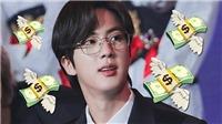 Jin BTS tặng sinh nhật cho Suga nhưng ARMY 'choáng váng' trước độ giàu có của anh cả BTS