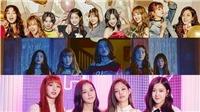 9 nhóm nữ Kpop có lượng người theo dõi nhiều nhất Instagram: Blackpink gấp đôi nhóm đứng thứ 2!