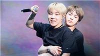 Xúc động trước tình anh em thân thiết giữa Jin và J-Hope BTS