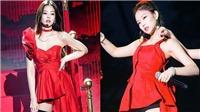 Jennie Blackpink 'hạ gục' mọi ánh nhìn với trang phục đỏ