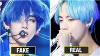 7 lần V BTS thỏa mãn mong ước về 'kiểu tóc trong mơ' của ARMY
