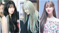 10 nữ thần Kpop cực xinh đẹp với phong cách 'công chúa tóc mây Rapunzel'
