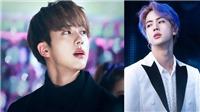 'Trai đẹp toàn cầu' Jin BTS: Nhan sắc chuẩn nam thần trong lòng chị em