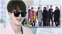 Jin là bậc thầy 'chơi trội' mỗi khi xuất hiện cùng BTS: Tại sao phải giống nhau