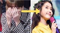 Bất ngờ trước hành động của Jungkook BTS khi ở gần IU