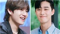 Lý do đặc biệt khiến V BTS cực kỳ trân trọng tình bạn với Park Seo Joon