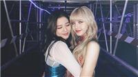 Tình chị em thân thiết 'dính như sam' của Jisoo và Lisa Blackpink