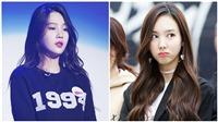 5 thần tượng Kpop 'xấu tính': Nancy Momoland lườm Blackpink, Nayeon Twice giả tạo...