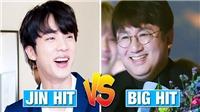 Gặp gỡ người vừa là bạn thân và cũng là 'kẻ thù' lớn nhất đời Jin BTS: Bang Si Hyuk!