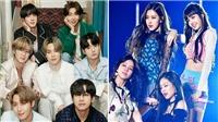 Top 25 nghệ sĩ Kpop được theo dõi nhiều nhất trên Spotify: BTS và Blackpink đầu bảng