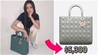 6 chiếc túi Dior mà Jisoo Blackpink sở hữu: Đẹp xuất sắc, nhưng nhìn giá tiền thì 'hết hồn'