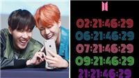 BTS chính thức bật đồng hồ đếm ngược ngày trở lại