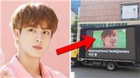 Fan phẫn nộ gửi cả xe tải đến BigHit đòi công bằng cho Jin BTS
