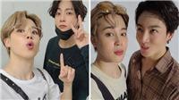 Jimin BTS 'chiêu đãi' fan với loạt ảnh hài hước mừng sinh nhật Jungkook