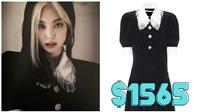 'Bóc giá' hàng loạt trang phục của Blackpink trong Summer Diary 2020