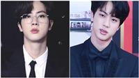 Jin BTS chuẩn 'Hoàng tử trong mơ' của mọi cô gái khi diện vest