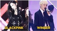 Thời trang sân khấu cực 'chất' của sao nhà YG: Blackpink gây choáng với toàn đồ hiệu