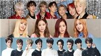 5 nhóm Kpop nổi nhất tại Thái Lan: BTS bất ngờ khi chỉ xếp thứ 2!