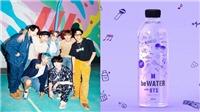 BigHit bán nước đóng chai thương hiệu BTS, ARMY choáng váng với giá tiền