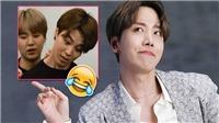 J-Hope hé lộ chi tiết gây hoang mang trong bài kiểm tra thể chất của BTS