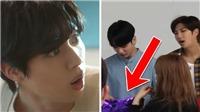 Chơi thân với RM, Jin cũng đang trở thành 'Thánh phá hoại' thứ 2 của BTS