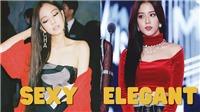 Blackpink khi mặc màu đỏ: Jennie quyến rũ, Rosé thời thượng,...